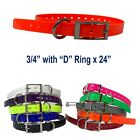 "Dogtra 3/4"" Collar Strap Replacement or Extra 200C 202C 280C /282C IQ Plus 300MBark Collars - 66774"