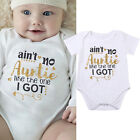 Infant Baby Boy Girl Kids Boysuit Romper Playsuit Cotton Newborn Clothes Outfits