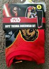 Boys Star Wars Thermal Underwear Set Long Johns  Size 8 or 10 New