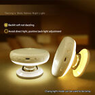 360° Rotate IR Body Motion Sensor Lamp Light USB Rechargeable Night Lights