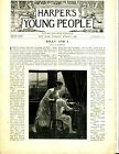 Harper's Young People Magazine March 7 1893 Billy And I GD 042717nonjhe