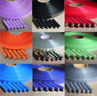 17MM Wide Φ10.8MM PVC Heat Shrink Tubing Wrap for AAA Battery 2M/10M/50M