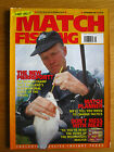 David Hall's Match Fishing magazine - September 1997 (River Weaver, Eels, Meat)