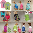 CLOSEOUT Dog Tee T-Shirt Tank Tops Pet  Casual Canine Zack Zoey Pullover