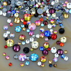 400pcs Hotfix Quality Rhinestones Flatback Nail Art Multi Color Mixed Size