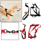 Dog Puppy Non Pull Harness Training Control Lead Strap Chest Play Walking Strong