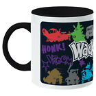 Funky Retro Mugs. Hanna Barbera Great Gifts Retro Television Characters