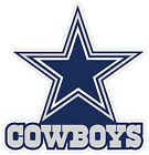 Dallas Cowboys Vinyl Sticker Decal **SIZES** Cornhole Truck Car Bumper on eBay