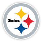 Pittsburgh Steelers Logo Vinyl Sticker Decal **SIZES** Cornhole Truck Wall on eBay
