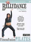 BELLYDANCE FOR BEGINNERS FITNESS FUSION PILATES DVD with Suhaila