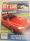 Kit Car Magazine Ford's Way Patriot Build Up June 1993 051717nonr