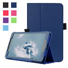 Luxury Flip Leather Stand Smart Rugged Hard Case Cover For LG G PAD 2 8.0 /3 8.0