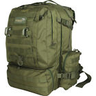 Viper Mission Unisex Rucksack Backpack - Green One Size