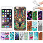 "For Apple iPhone 8 / iPhone 7 4.7"" Soft TPU Silicone Skin Slim Back Case Cover"