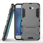 Phone Stand Shield Hybrid Armor Back Cover for Samsung Galaxy Mobile Phone Case