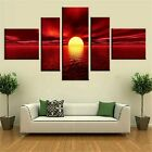 Canvas Wall Decor Art Oil Painting Modern Home Picture Print Unframed 5 Panel