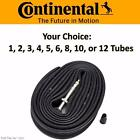 Lot/Multi-Pack Bulk Continental Race 28 700x18-23-25 42mm Presta Road Bike Tube