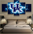 5 Pieces Kentucky Painting HD Printed on Canvas Wall Art Picture Home Décor
