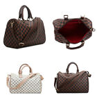 HCUK Ladies Holiday Multi Checkered Faux Leather Print Holdall/Shoulder Bag