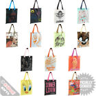 Tote Shopper Bags - Various Designs - Funky Retro Funny Gift Idea For Him or Her