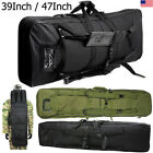 "39"" /47"" Premium M4 Rifle Carry Backpack Case Bag Tactical R"