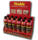 FireAde Fire Suppression System, 16 oz Can. Single - 12 pack. Buy more SAVE BIG!