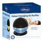 Silentnight Colour Changing LED Air Freshener Purifier Humidifier Ioniser 3 Oils