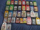REFC:TOP TRUMPS:BUY INDIVIDUALLY:35 TITLES TO CHOOSE FROM MENU