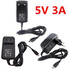 EU  5V 3A 15W Micro USB Charger Power Supply Adapter for Tablet.acces