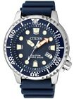 Citizen Eco-Drive Promaster Marine Blue 200m ISO Cert. Divers Watch BN0151-17L