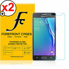 2 X Tempered Glass Screen Protector Shield Samsung Galaxy Z3 Corporate Edition