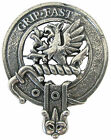 Premium SCOTTISH Clan Crest Badge/Brooch. Robust & Quality made in UK. Clans L-Y