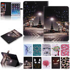 For iPad Pro 12.9 / 9.7 Inch Flip PU Leather Smart Cover Stand Shockproof Case