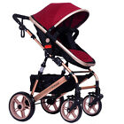 Baby Stroller Folding Lightweight Infant Pushchair Newborn Outdoor Pram Buggy