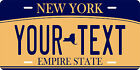 Any State Any Text License Plate Personalized Custom Auto Car Bike Bicycle Tag фото