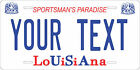Louisiana 1989 License Plate Personalized Custom Car Bike Motorcycle Moped Tag
