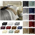 400 TC Thread Count 100% Egyptian Cotton Extra Deep Fit / Fitted / Flat Sheets
