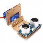 Внешний вид - SG90 Servo + HC-SR04 Ultrasonic Ranging Module + Car Mounting Bracket Kit New