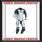Ixon Vortex Full Race Spec One Piece Motorcycle Leathers New Model Blue