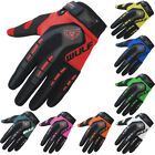 WULFSPORT Cub Attack Kids Junior Motorbike Motocross Gloves Pit Dirt Quad Bike