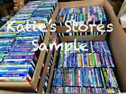 KIDS 100 DVD LOT WHOLESALE ASSORTED Children's Movies & Tv Shows Disney Included
