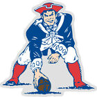 New England Patriots Vinyl Sticker Decal *SIZES* Cornhole Truck Car Bumper Wall on eBay