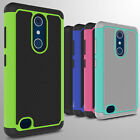For ZTE Blade X Max Case Tough Protective Hard Hybrid Shockproof Phone Cover