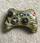 Official Microsoft Xbox 360 Wireless Camouflage Controller Genuine OEM Camo
