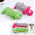 Durable Pet Dog Cat Puppy Chew Sound Squeaker Squeaky Training Plush Toy Pillow
