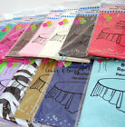 HeavyDuty Plastic Table Covers TABLECLOTH (Reusable) in 22 colors and 2 Size!!