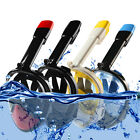 Anti-Fog Swimming Diving Snorkel Full Face Scuba Mask Surface for GoPro S/M/L/XL