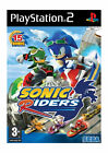Sonic Riders Sony PlayStation 2 - PAL PS2 Good Condition Sonic The Hedgehog