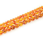 Wholesale Amber Round Spacer Loose Bead 6mm 8mm 10mm  Brecelet Gemstone Necklace
