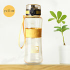 Portable Water Bottle Sports Hiking Cycling Water Bottle Cup 450ML Water Bottle